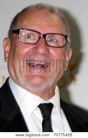 LOS ANGELES - AUG 25:  Ed ONeill at the 2014 Primetime Emmy Awards - Press Room at Nokia Theater at LA Live on August 25, 2014 in Los Angeles, CA