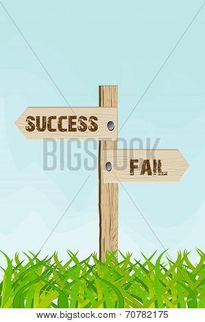 Success Or Fail