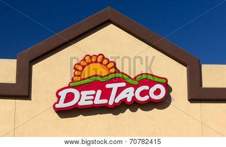 Del Taco Restaurant