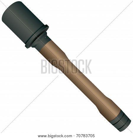 Grenade To Undermine