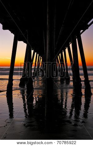 Pier at Sunset
