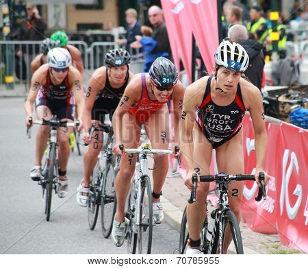 Sarah Groff, Womens Triathlon