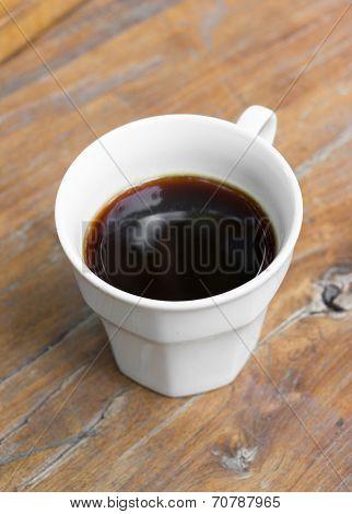 Americano Black Coffee.