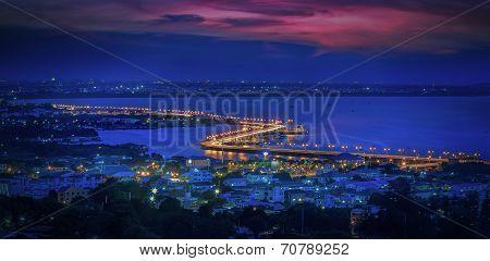 Seaview On Chonburi Town