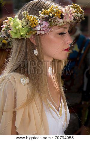 Vestal Girl