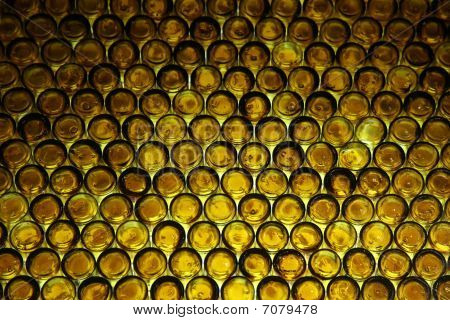 Pattern Out Of Bottles
