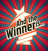 And the winner is... poster