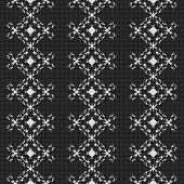 image of lace-curtain  - Curtain lace seamless generated texture or background - JPG