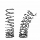 foto of amortization  - Metal springs - JPG
