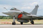 Постер, плакат: Французский jetfighter