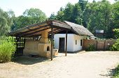 pic of sibiu  - sibiu romania ethnic museum wood house architecture - JPG