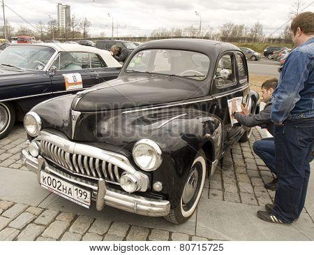 Retro Peugeot