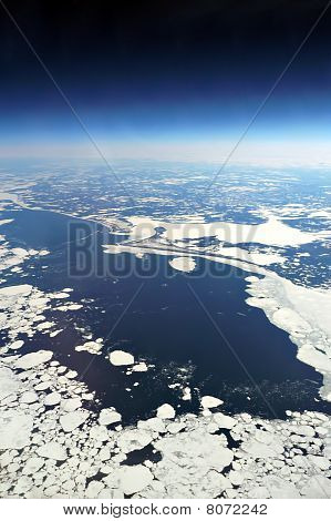 Siberian Airspace