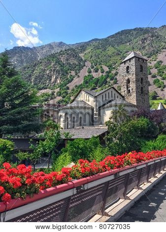 Historic Center Of Andorra La Vella