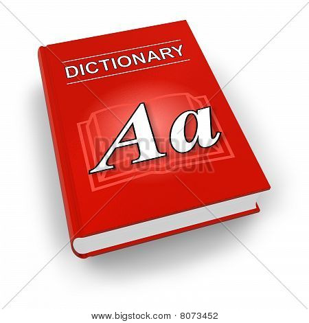 Red dictionary