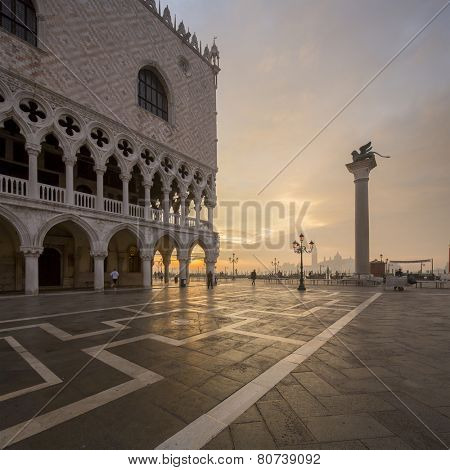 San Marco in Venice Italy