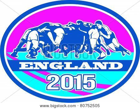 Rugby England 2015 Scrum