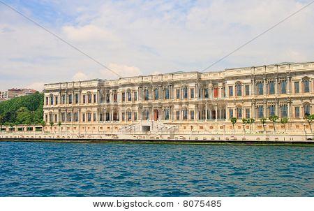 Ciragan Palace, Bosporus, Istanbul, Turkey