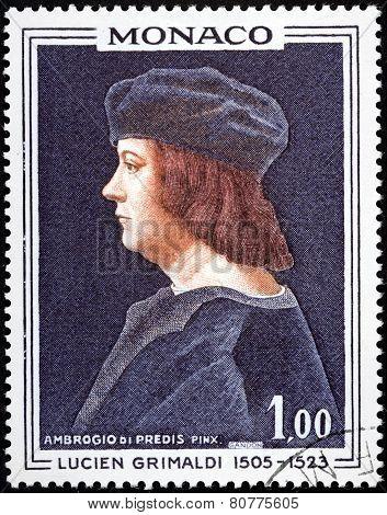 Lucien Grimaldi