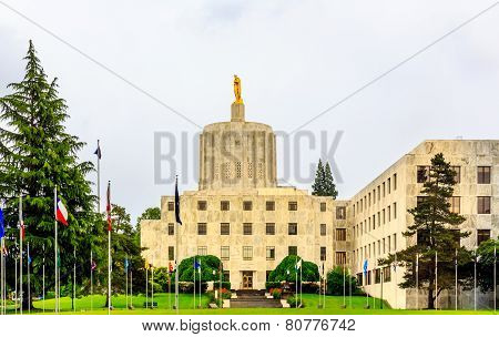 Oregon Capitol Building