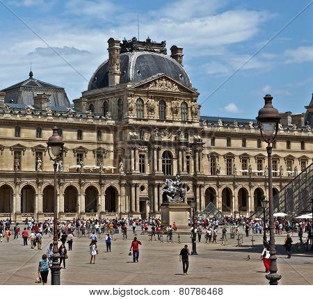Paris - Louvre Museum
