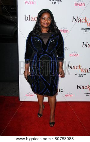 LOS ANGELES - JAN 20:  Octavia Spencer at the