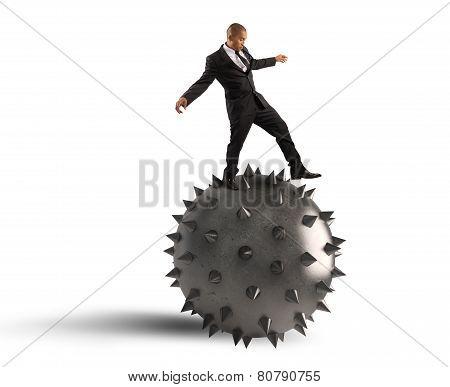 Balance crisis