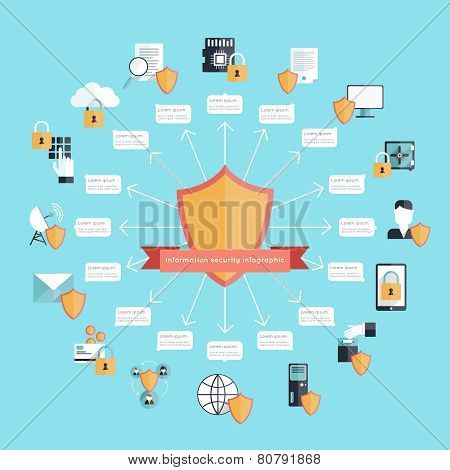 Information Security Infographic