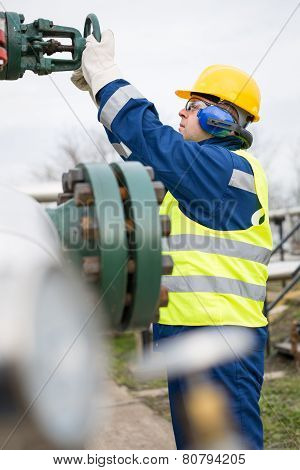 Gas Production Operator