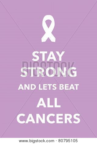 all cancers poster