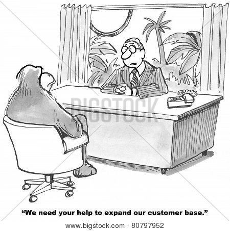 Expand Customer Base