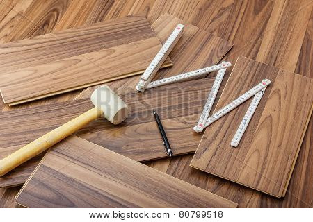 Tools To Laying Laminate