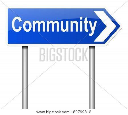 Community Concept.