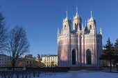 ������, ������: Church of the Nativity of St John the Baptist Cesme St Petersburg Russia