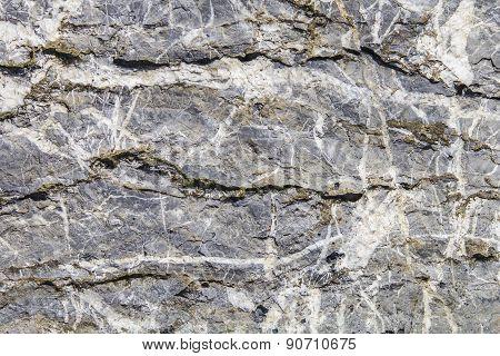 background texture of untreatednite slab