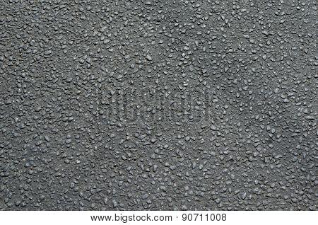 Black Asphalt Background