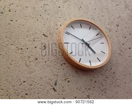 Analog Classical Wall Clock
