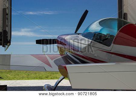 Sport aircraft .
