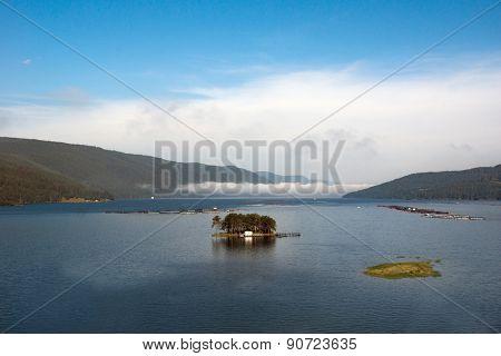 Dospat Dam