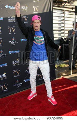 LOS ANGELES - MAY 12:  Zach Rance at the Children's Justice Campaign Event at the Private Residence on May 12, 2015 in Beverly Hills, CA