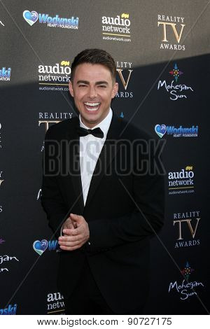 LOS ANGELES - MAY 12:  Jonathan Bennett at the Children's Justice Campaign Event at the Private Residence on May 12, 2015 in Beverly Hills, CA