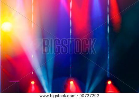 Concert Rock Musicians