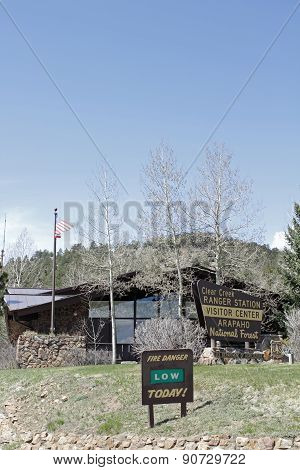 Visitor Center And Ranger Station