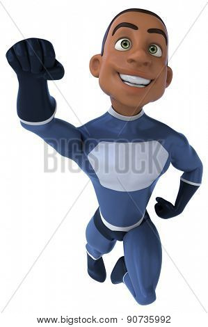 Black superhero