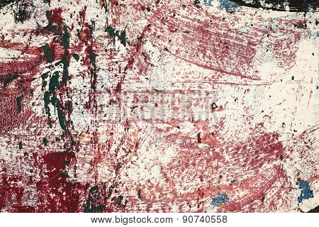 Highly Detailed Grunge Background