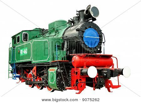Vintage Steam Train 1935-1957