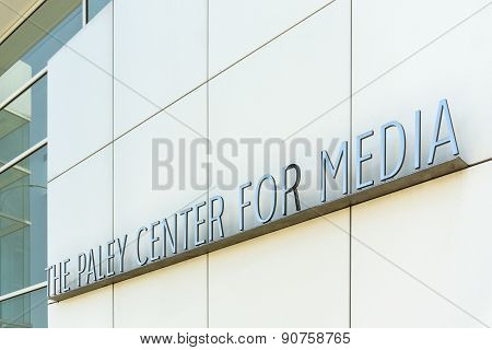 The Pawley Center For Media.
