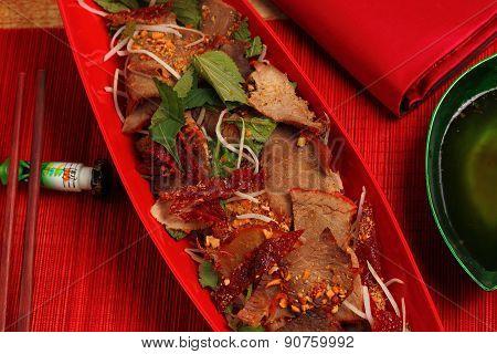 Beef Salad Vietnam