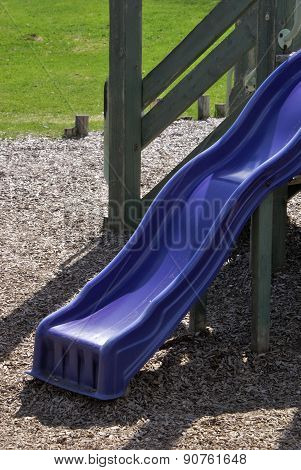 Childrens Slide Structure