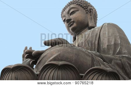 The Big Buddha of Hong Kong